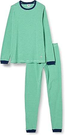 Pyjamas Milleraie - Pijama para niño (pequeño), Color Verde