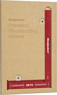 """product image for Precision Woodworking Square 26"""" with Case"""