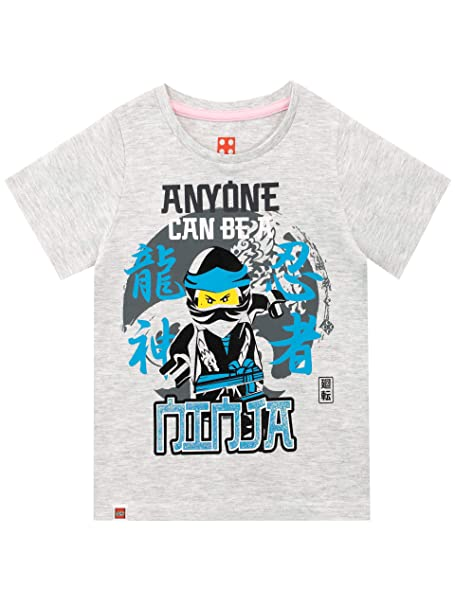 Amazon.com: LEGO Ninjago - Camiseta para niña: Clothing