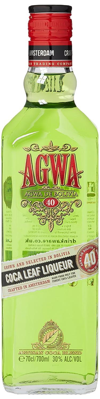 Agwa De Bolivia Dutch Coca Leaf Liqueur