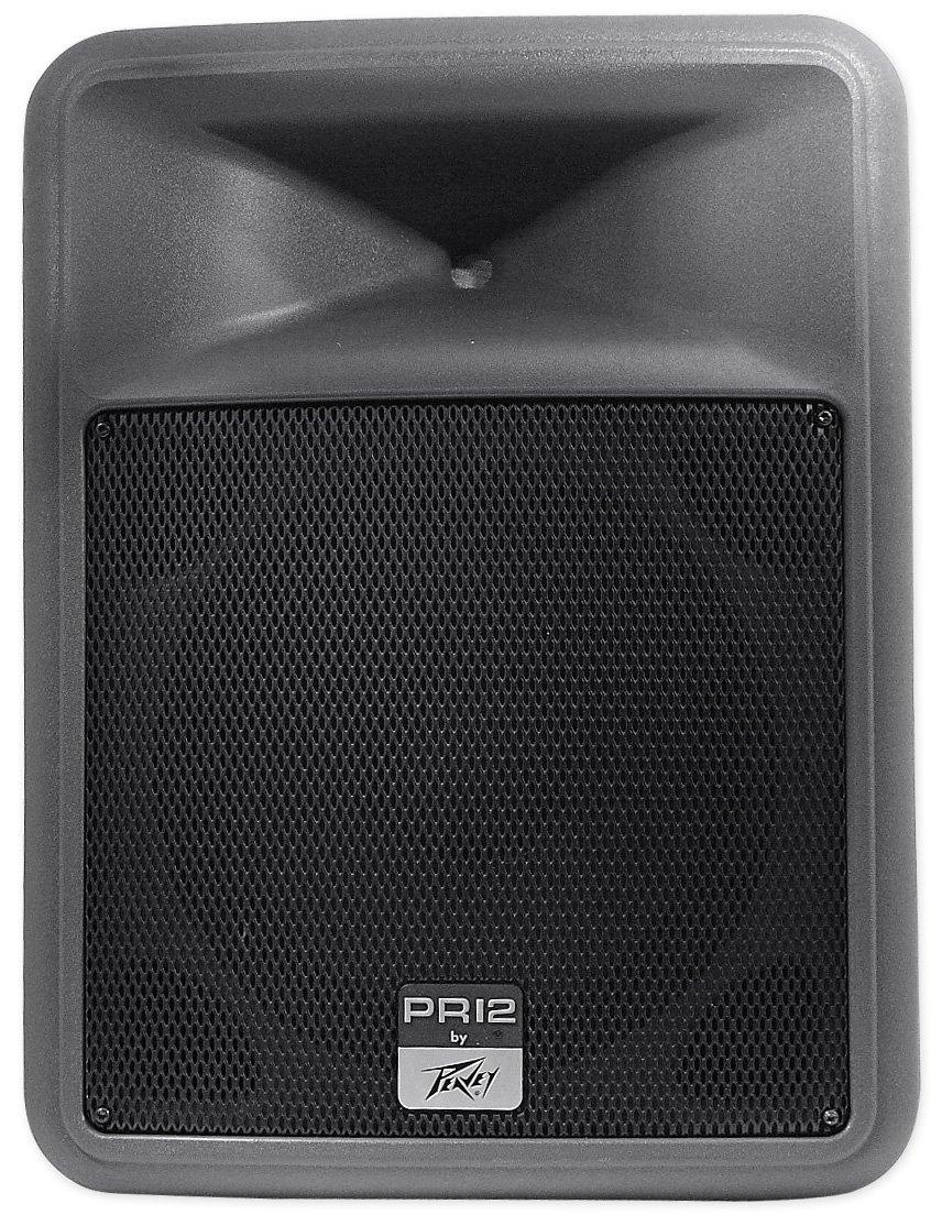 Brand New Peavey Pr 12 12'' 800 Watt Two Way Lightweight Portable Pa Speaker w/ Neo Magnet