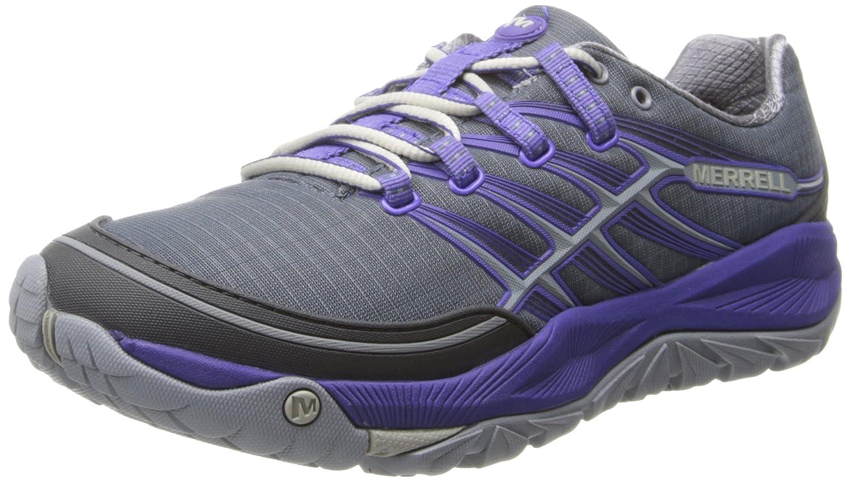 Merrell Women's All Out Rush Trail Running Shoe B00HF6CP4G 8 B(M) US Dark Slate/Blue