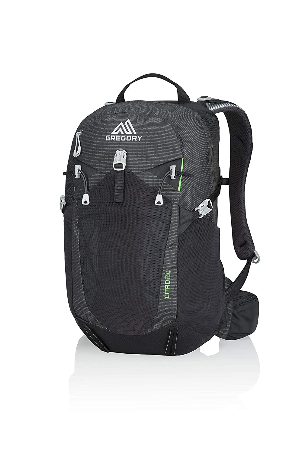 Gregory Liter Mountain Products Citro 20 Liter 20 3D-Hydro Citro Men's Daypack, Galaxy Black, One Size [並行輸入品] B07R3Y635L, 公式ライセンスアクセ専門店J-Plus:0305f77f --- anime-portal.club