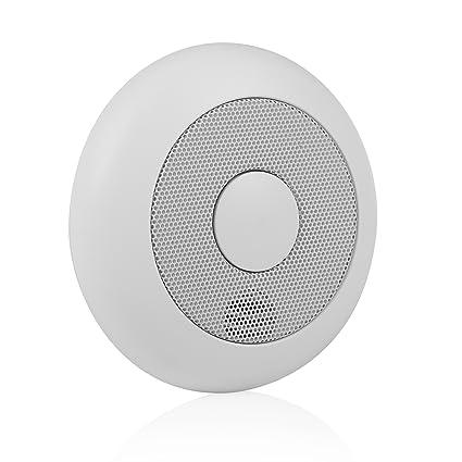 Smartwares RM175RF/2 Detector de Humo, 85 dB, conectable, Mando a Distancia, Set de 2 Piezas: Amazon.es: Bricolaje y herramientas