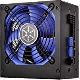 SilverStone SST-ST70F-PB - Strider Plus Series, 700W 80 Plus Bronze ATX PC Power Supply, 120mm, 100% modular
