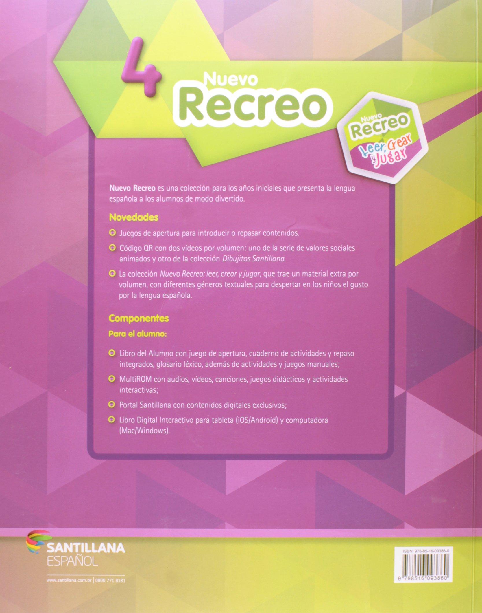 Nuevo Recreo 4 (Em Portuguese do Brasil): Roberta Amendola ...
