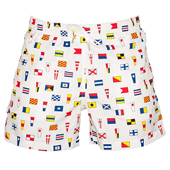 02567c9ebe Image Unavailable. Image not available for. Colour: Meripex Apparel Men's  Swim Trunks; Cheaper Than Chubbies ...