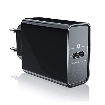 CSL - Cargador USB C de 30 vatios | Adaptador de Carga USB ...