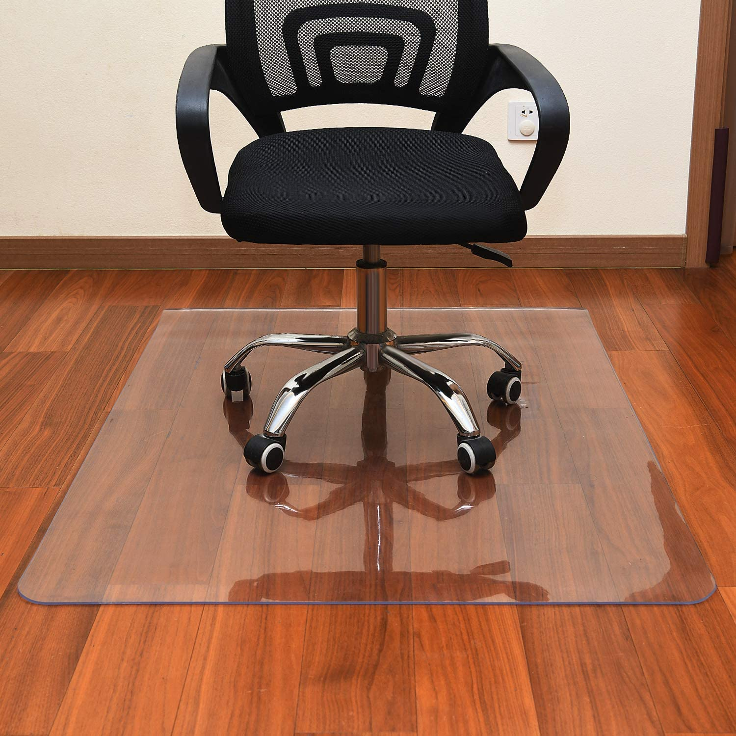 Office Chair Mats Clear 4mm Thick 47