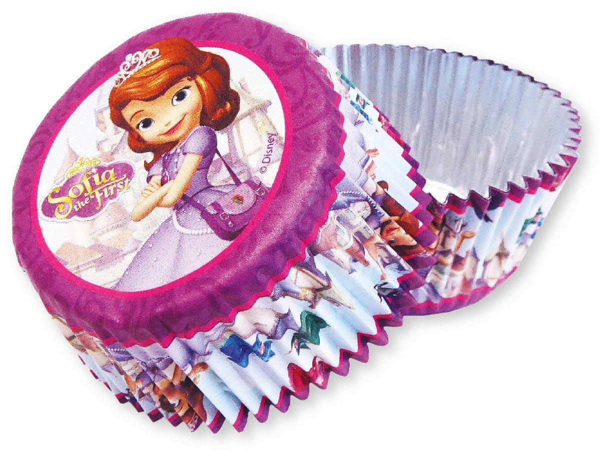 Disney Amscan 24/Sofia la premi/ère Feuille Cakes accessoire de f/ête