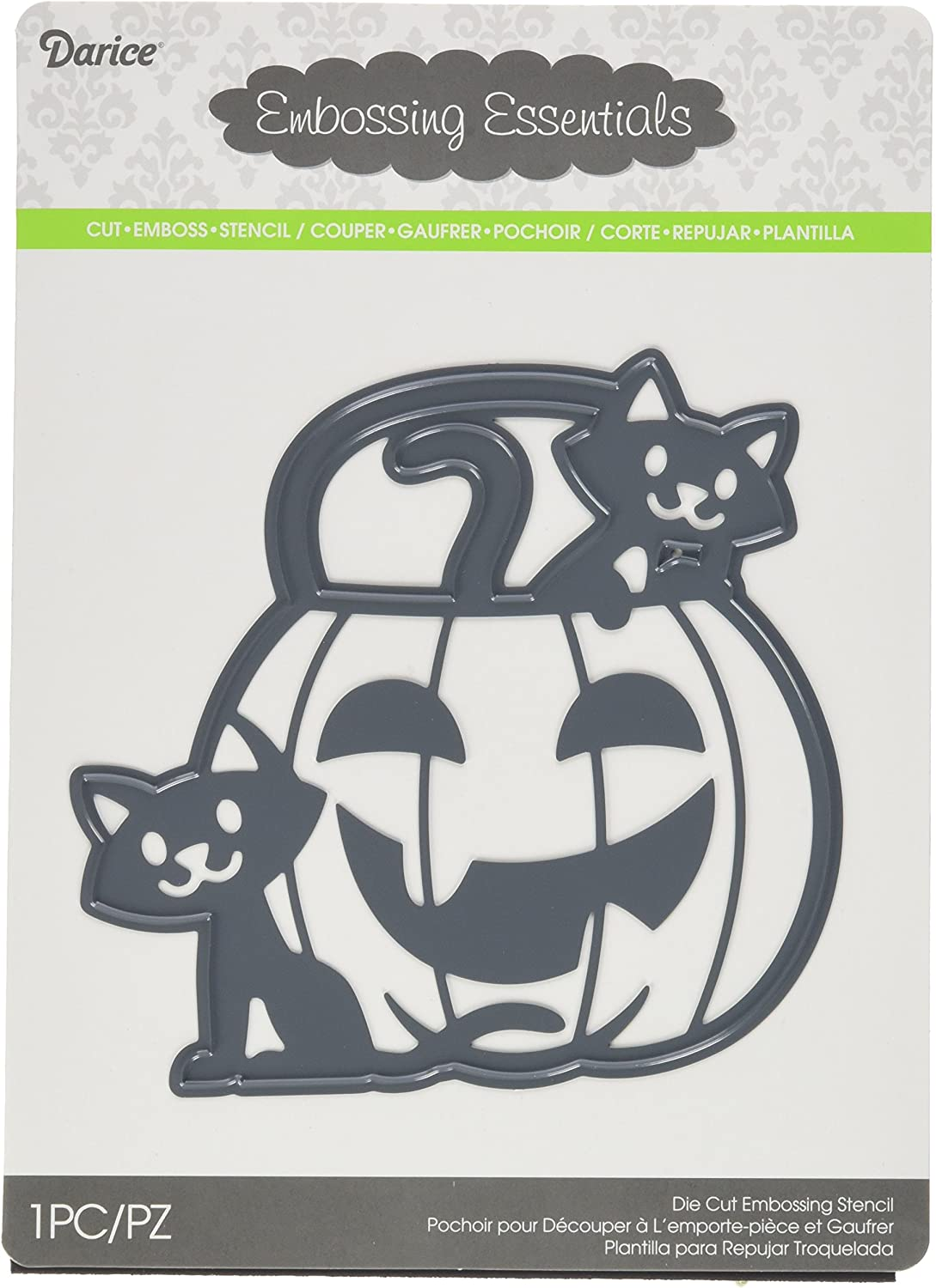 Jack O Lantern Cutting Dies Page Two