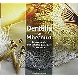 Dentelle de Mirecourt : La seconde vie d'un cahier de dentellière du XIXe siècle