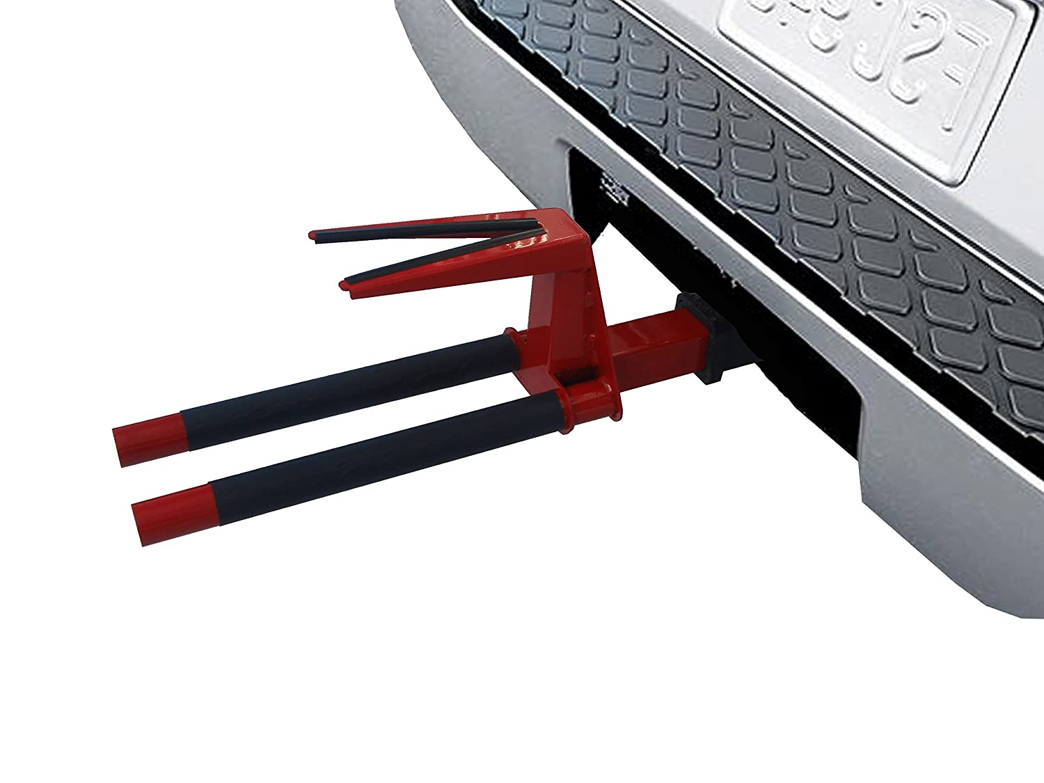 Made in The USA Hitch-Mounted Outdrive//Lower Unit Service Stand for Mobile Marine Repairs fits I//O and Outboard Lower Units