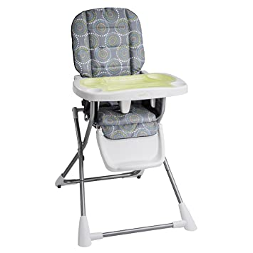 Marvelous Evenflo Compact Fold High Chair Galaxy Discontinued By Manufacturer Machost Co Dining Chair Design Ideas Machostcouk