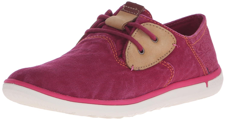 Merrell de las mujeres del zapato con cordones de Duskair 38 EU|Rojo remolacha