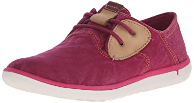 Merrell Women's Duskair Lace-Up Shoe, Beet Red, ...