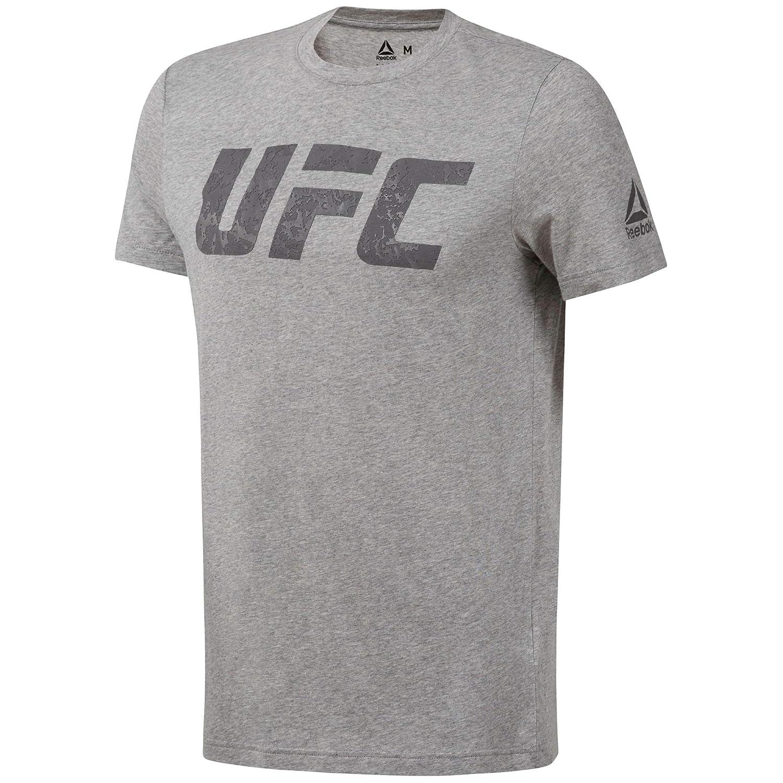 Maglietta Uomo Reebok UFC Fg Logo Tee