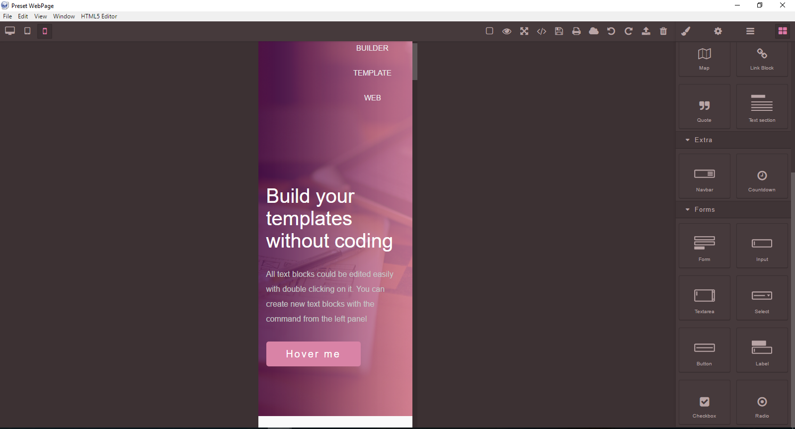 Amazon Webpage Builder Download Software