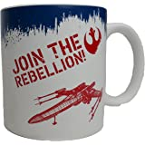 "Star Wars Rogue One ""Join The Rebellion!"" Ceramic Mug 20oz"