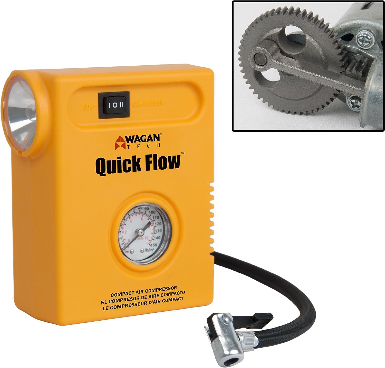 Quick Flow Compact Air Compressor Wagan EL2020