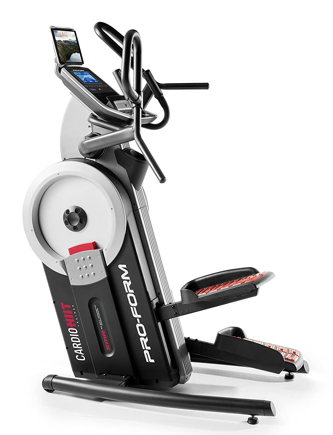 Amazon proform cardio hiit elliptical trainer sports outdoors falaconquin