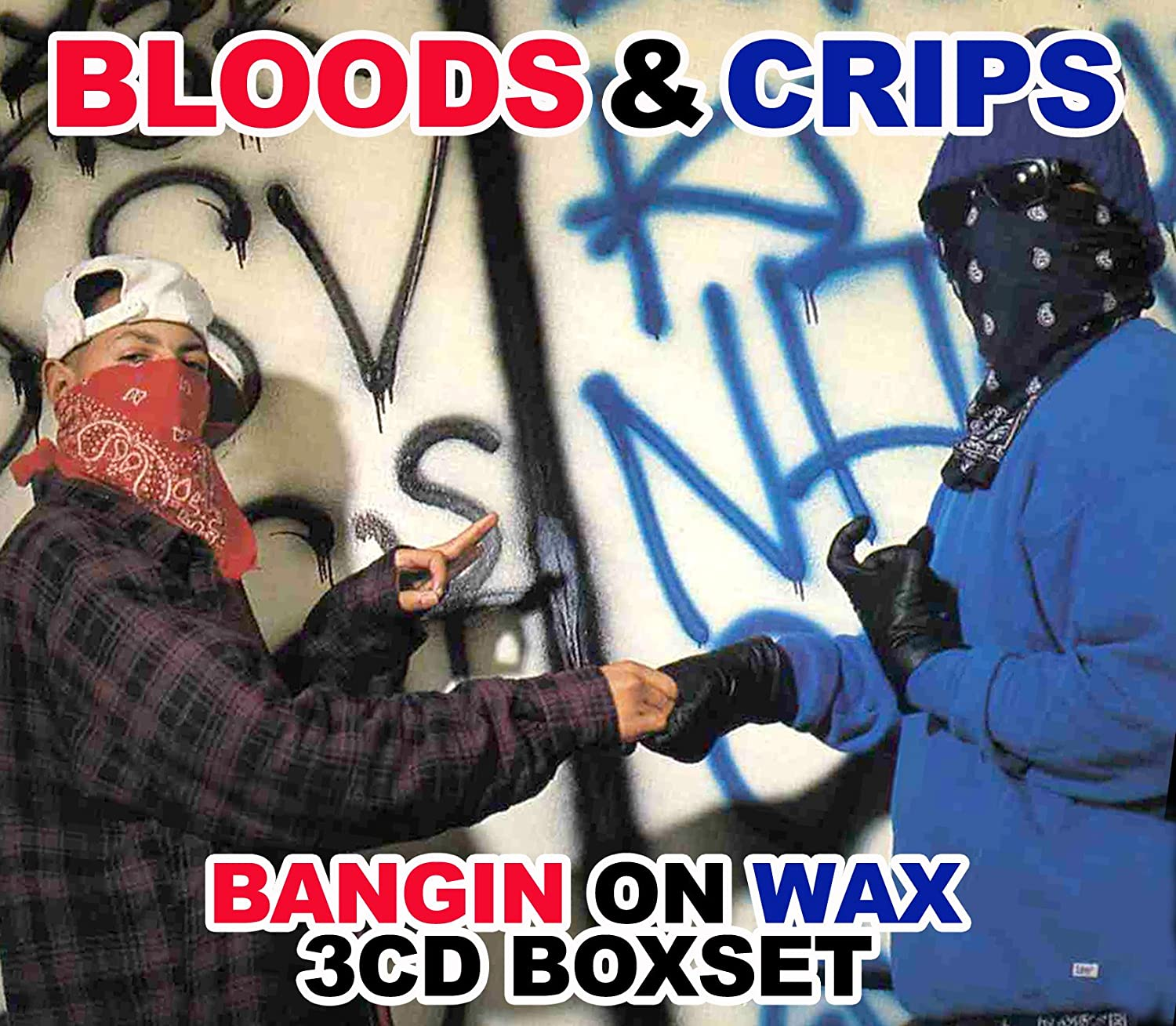 Bloods crips bangin on wax 3cd boxset amazon music thecheapjerseys Image collections