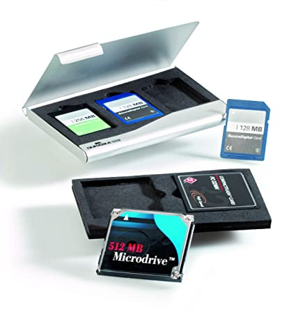Durable Memory Card Box funda para tarjeta de memoria 5 ...