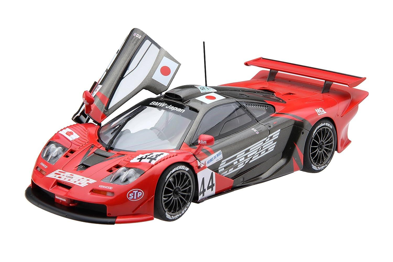 1 24 Rial Sports Car Series No.99 McLaren F1 GTR kurzen Schwanz Strassenauto