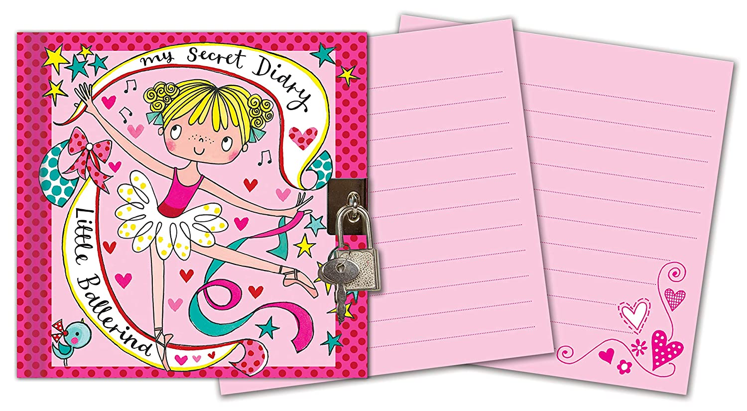 Young teen fairy diary