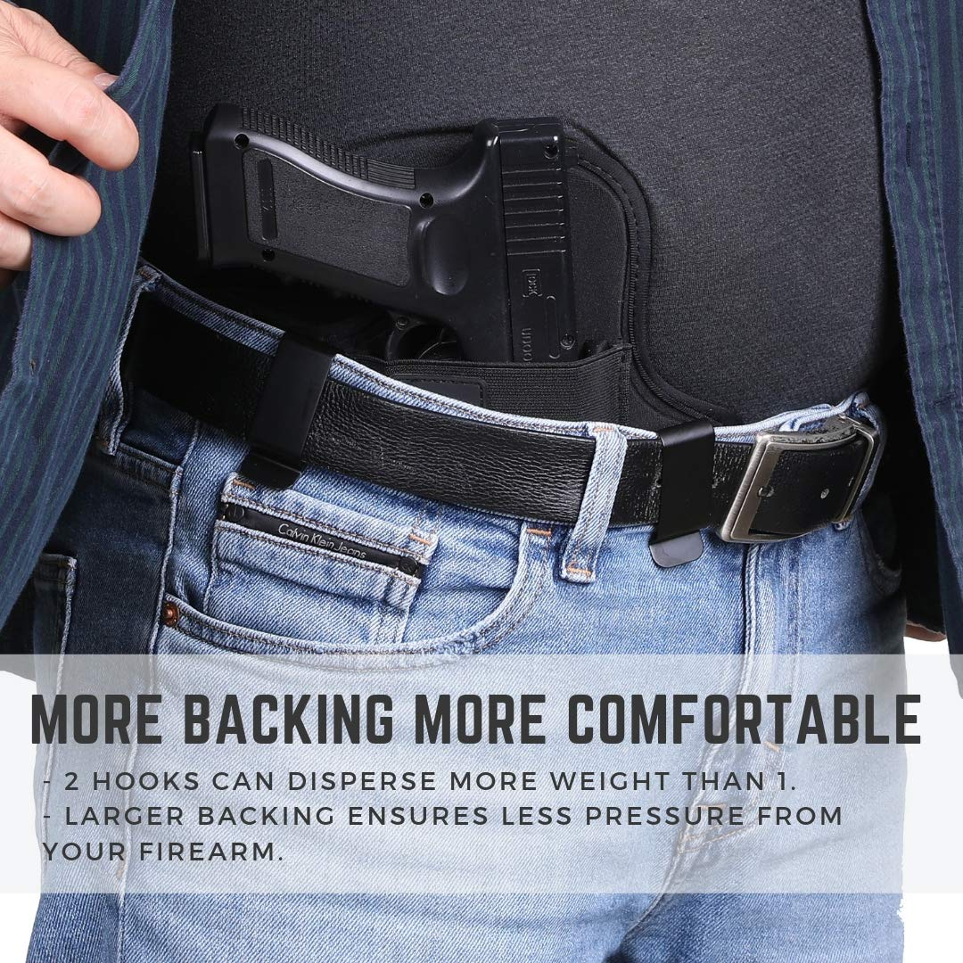 Ultimate Comfortable IWB Holster V2.0 | Fits Pistols Revolvers with 3.5"|1080|1080|?|en|2|88f5246f833b258524aec62fd519d841|False|UNLIKELY|0.32415467500686646
