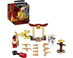71730 Kit de Construção LEGO® NINJAGO® Conjunto de Combate Épico - Kai vs Skulkin (61 peças)