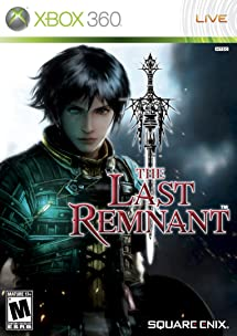 Original Game Cases & Boxes The Last Remnant Xbox 360 Game Case And Manual Only