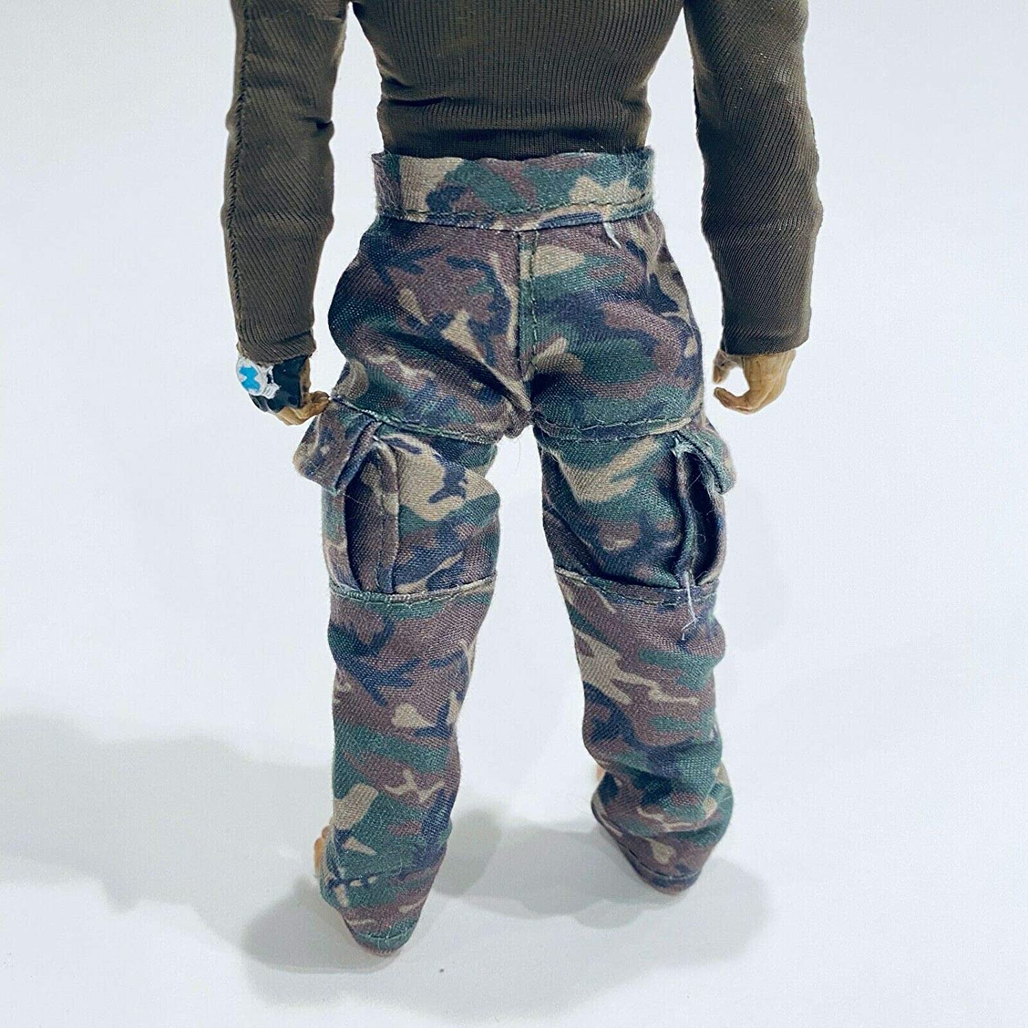 Camo Green Army Pants  for Mezco Punisher Marvel Legends No Figure