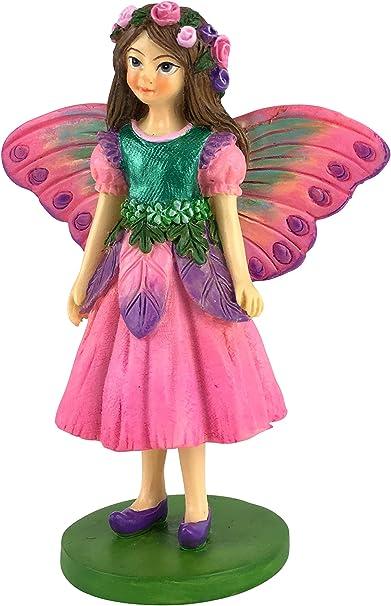 Sofía Figurita de Hada en Miniatura para Jardín de Hadas / Jardín en Miniatura: Amazon.es: Hogar