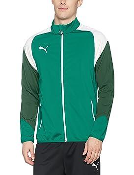 Puma Veste Esito 4 Poly Tricot Jacket pour Hommes 3XL Power Green-puma  White- e3c99317129