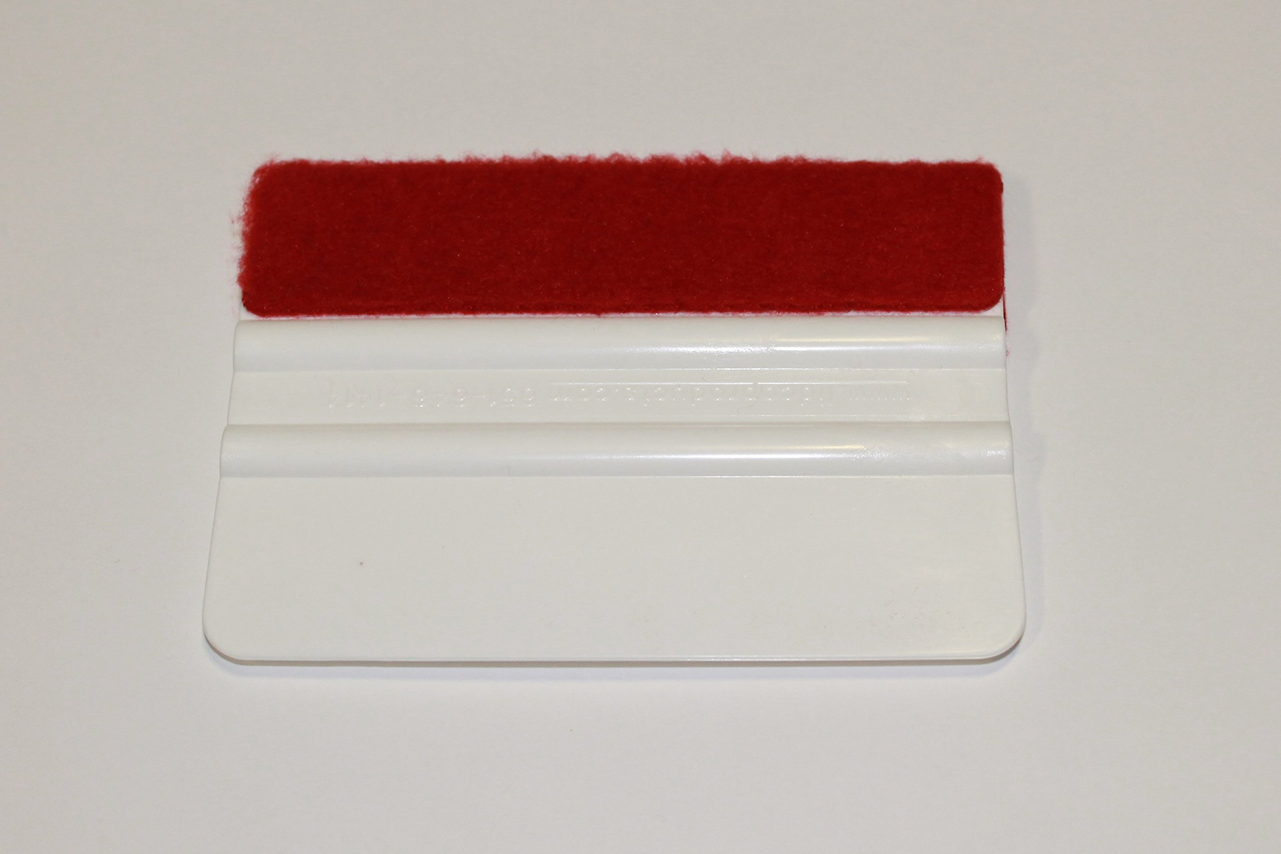 INDUSTRY STANDARD 4-INCH SQUEEGEE/ROLLEPRO WRAPIDGLIDE MICRO-FLEECE SQUEEGEE COVERS by Rollepro (Image #1)