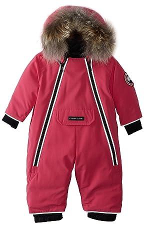 Canada Goose Baby SnowSuit rosa