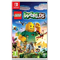 LEGO WORLDS by WB Games for Nintendo Switch
