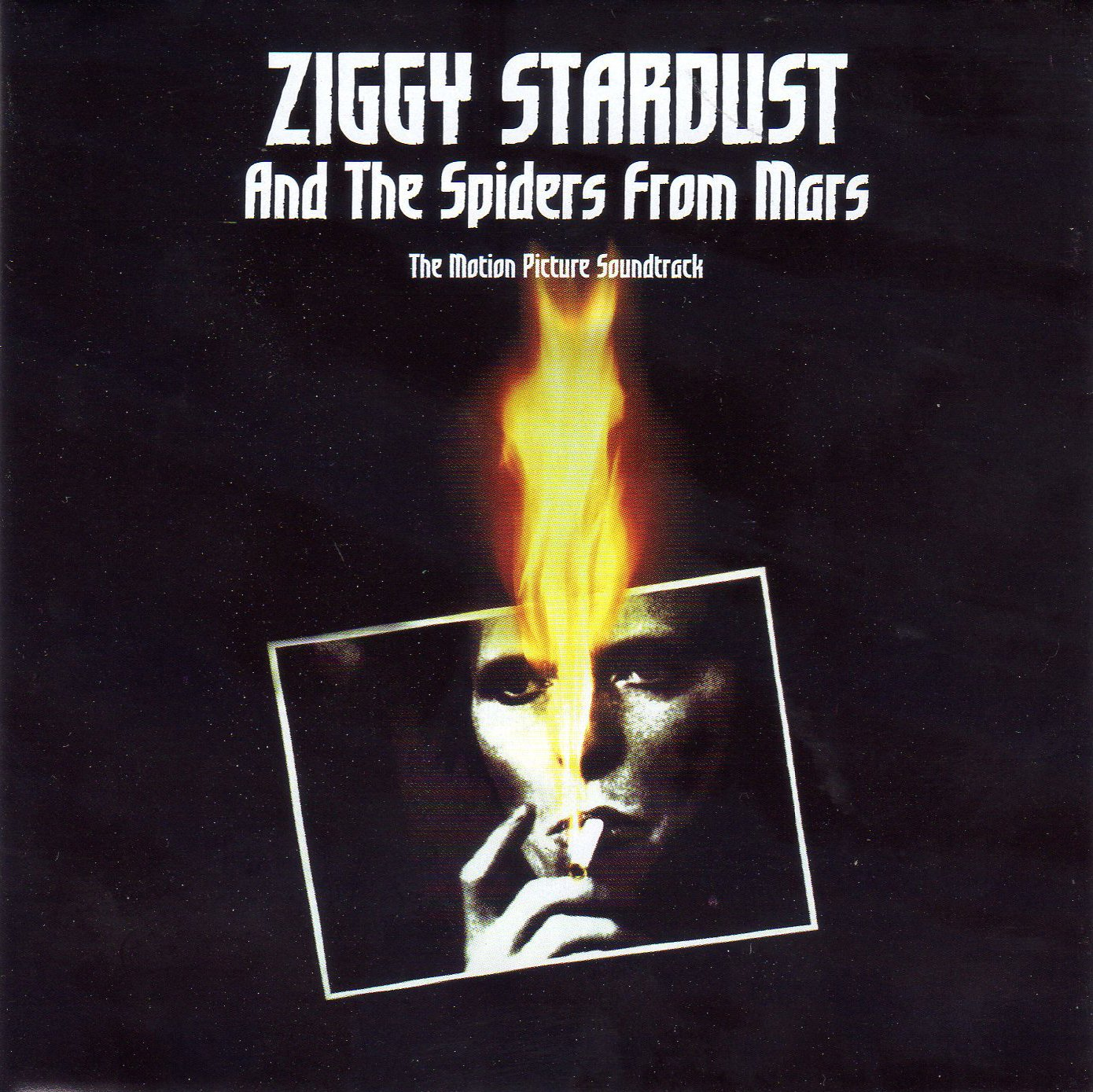 デイヴィッド・ボウイ / Ziggy Stardust And The Spiders From Mars - The Motion Picture Soundtrack