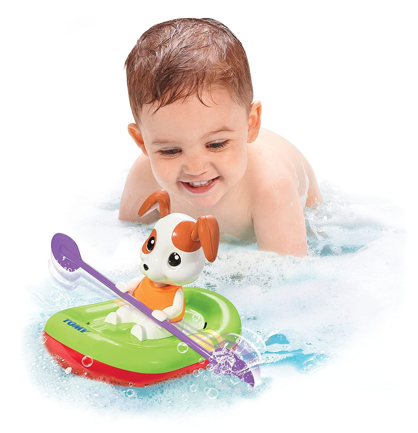 Amazon Tomy Bath Paddling Puppy Toys & Games