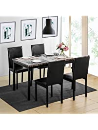 Harper U0026 Bright Designs 5Pcs Dining Set ...