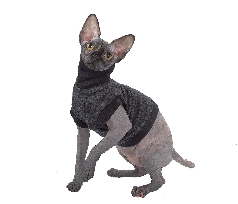 Kotomoda Katzen Kleidung Turtleneck Boss