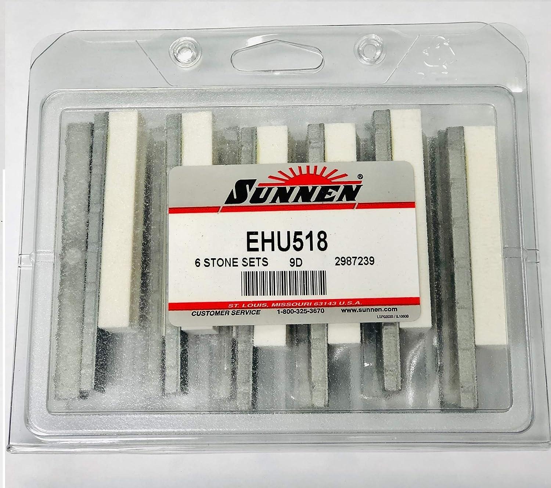 Sunnen CV616 CK10 hone stones EHU518 box//6 NEW