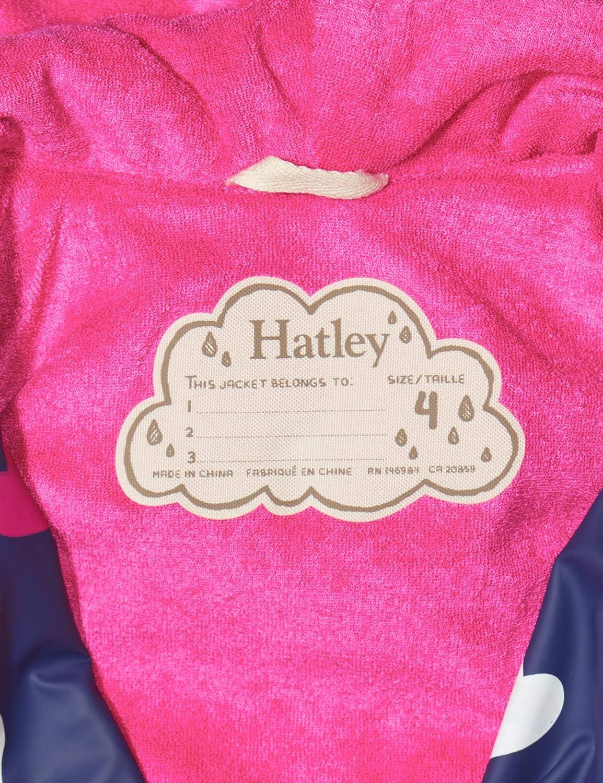 Hatley Girls Splash Jackets Rain