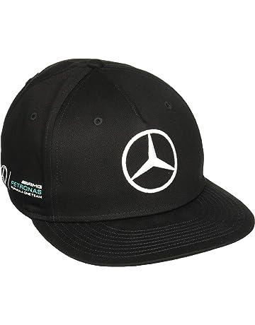 Mercedes AMG Petronas Hamilton Flat Brim Cap Formula One 1 °F1 141171032 e1d7bd10222b