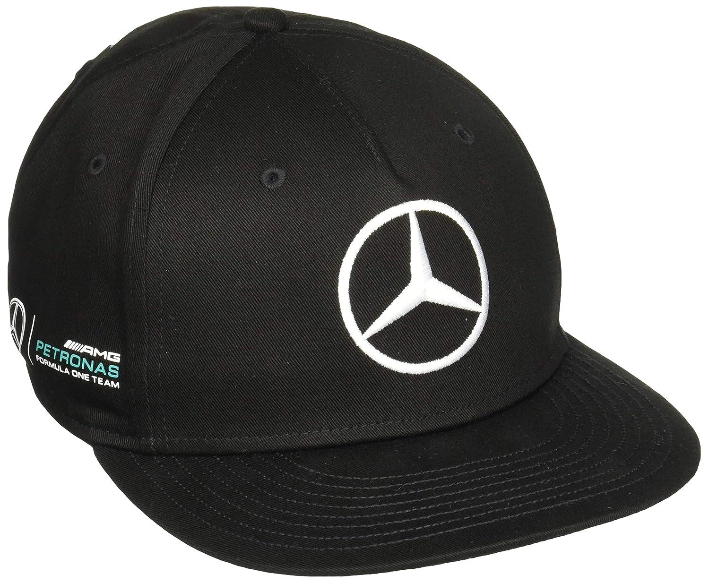 0762b5833 Mercedes AMG Petronas Hamilton Flat Brim Cap Formula One 1 °F1 141171032