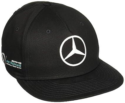 Mercedes AMG Gorra Plana de 2017 Hamilton 8af7cf34045