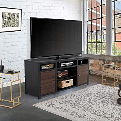 Amazon.com: Fold N Snap CF165WBB Toledo TV Consola, 73 ...