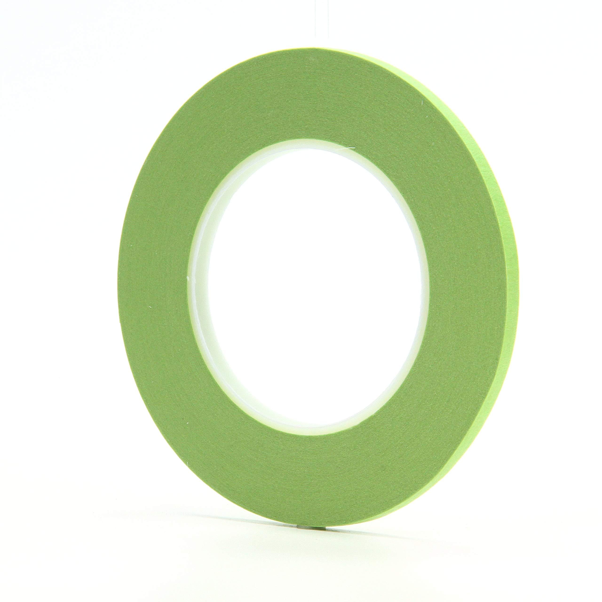 3M Green Scotch Performance Masking Tape 233+ 26340, 48 mm x 55 m 3 Pack