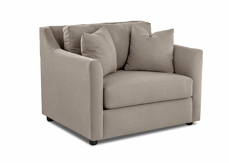 Amazon.com: Klaussner Furniture Devynn - Almohada, Textil ...